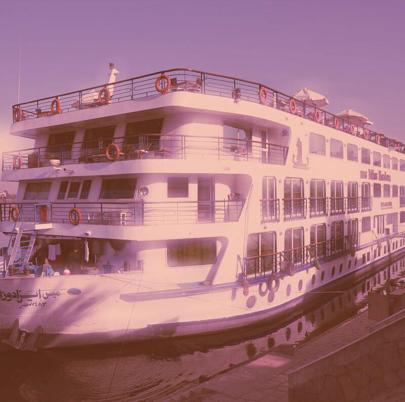 M/S Miss Esadora Nile Cruise
