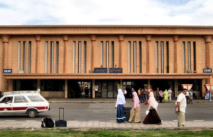 Aswan Railway Station Transfer