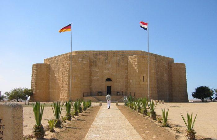 Tour to El-Alamein and Alexandria