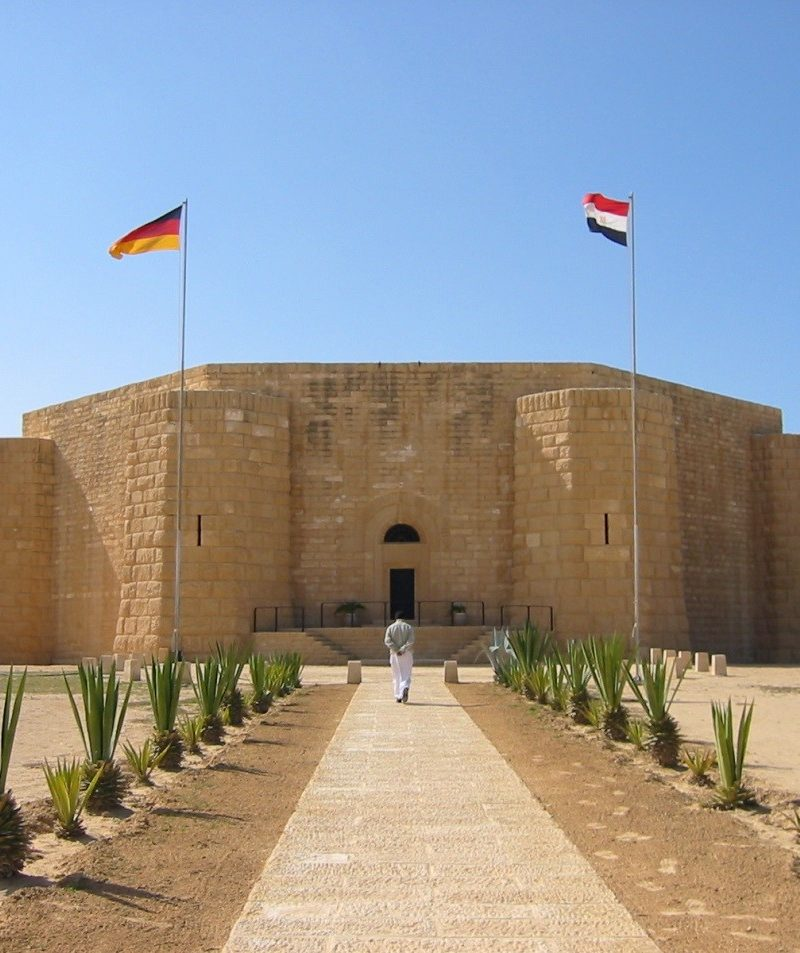 Tour to El-Alamein and Alexandria