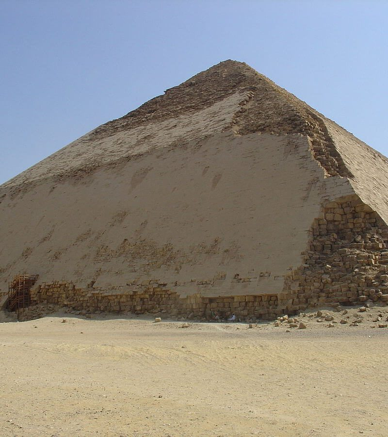 Sakkara and Dahshur