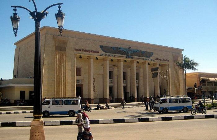 Luxor Railway Station Transfer