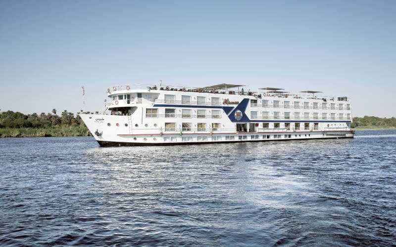 Movenpick MS Hamees Nile Cruise