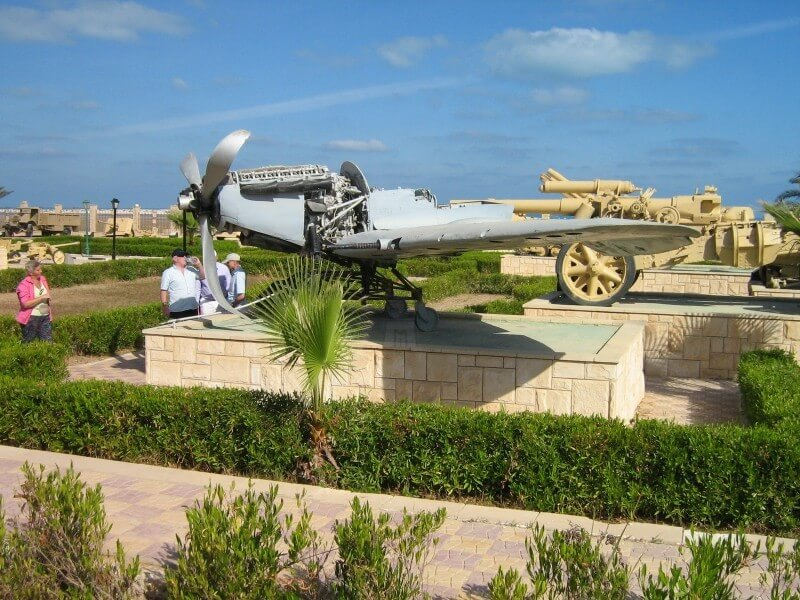 Day Tour to El-Alamein from Alexandria