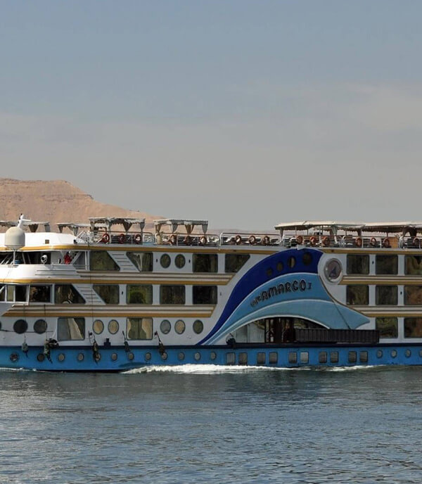 nile cruise category